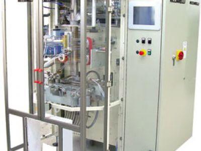 Envasadora vertical contínua d'alta velocitat VS120