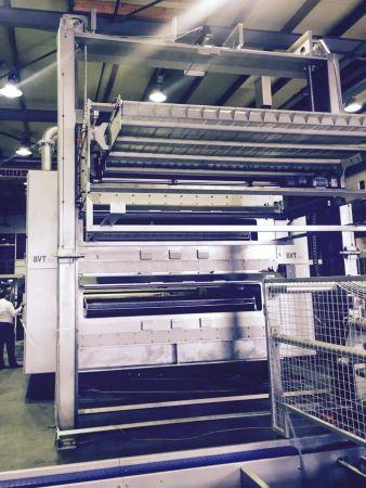 Proyecto instalación panadería