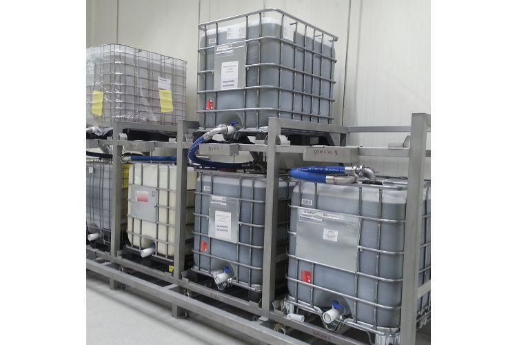 Sistemes IBC - Llevat líquid
