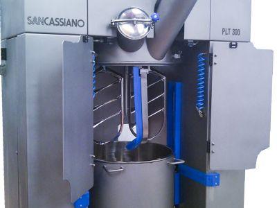 Planetary mixer ''bridge'' oil free PLT