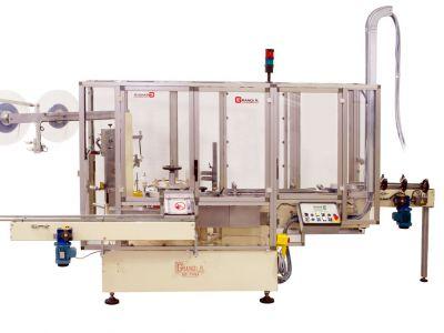 Precintadora de alta velocidad para cajas redondas BC170