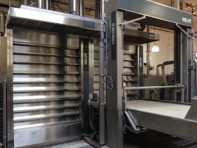 Horno de pisos - VTO Carga automática Concord