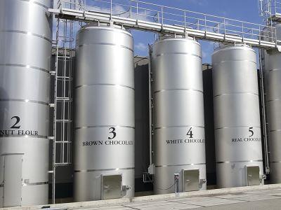 Tanks & Liquid Deposits