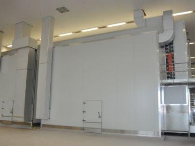 Cámaras de fermentación automáticas