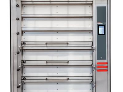 Horno de pisos - VTO Carga manual