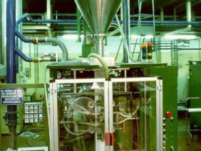 Dosificador volumétrico a rosca, mod. DV