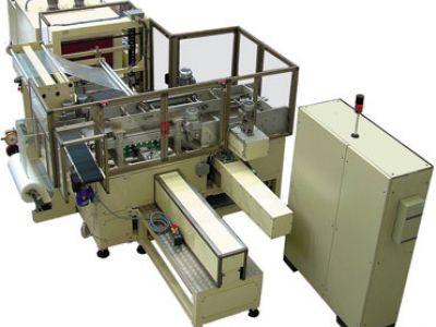 Enfardadora automática de envoltura tipo túnel FAT R5