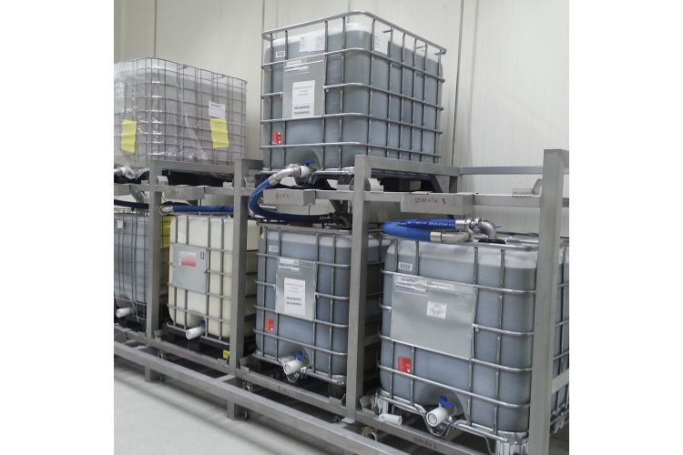 Sistemas IBC - Levadura líquida