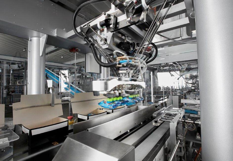 Línea de producción de croissants - Isola Robotica 012
