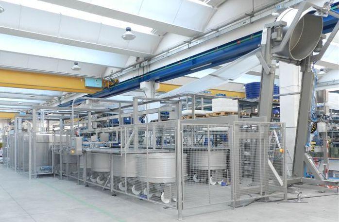 Proyecto instalación panadería - Robot